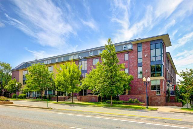 1950 W Littleton Boulevard #206, Littleton, CO 80120 (#9127448) :: The Peak Properties Group