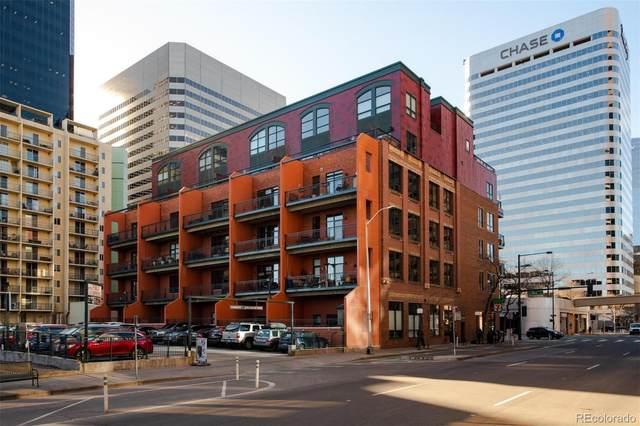 1800 Lawrence Street #203, Denver, CO 80202 (#9128289) :: Venterra Real Estate LLC