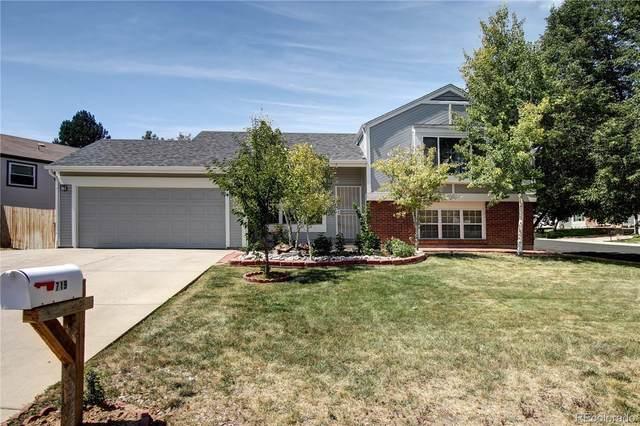 719 S Fraser, Aurora, CO 80012 (MLS #9128671) :: 8z Real Estate