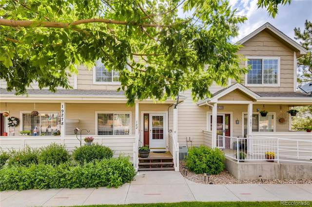 19278 E Gunnison Circle #102, Aurora, CO 80017 (#9129660) :: Arnie Stein Team | RE/MAX Masters Millennium