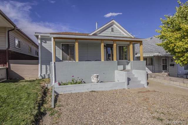 837 Robinson Avenue, Trinidad, CO 81082 (MLS #9129703) :: 8z Real Estate