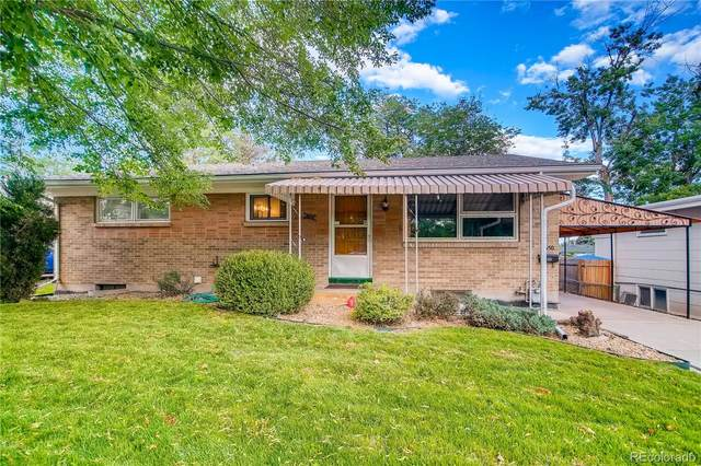 1650 S Perry Street, Denver, CO 80219 (#9129854) :: The DeGrood Team
