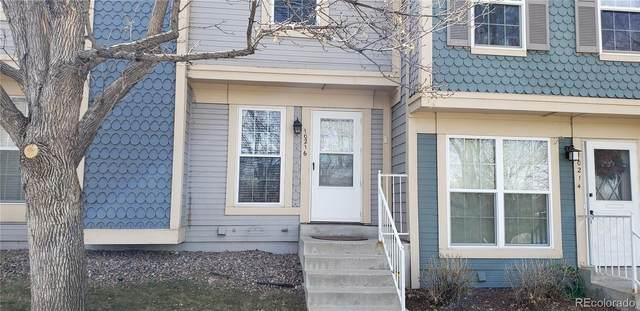 10216 W Dartmouth Avenue W, Lakewood, CO 80227 (MLS #9130002) :: 8z Real Estate