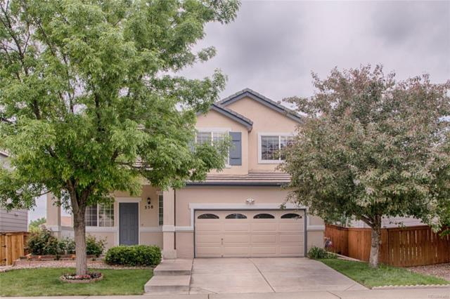 358 Ivory Circle, Aurora, CO 80011 (#9130065) :: Structure CO Group