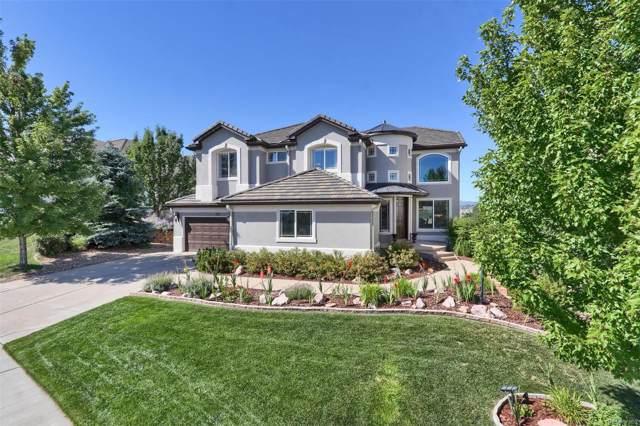 1721 Peninsula Circle, Castle Rock, CO 80104 (MLS #9130582) :: Keller Williams Realty