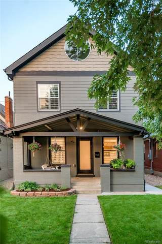 758 S Logan Street, Denver, CO 80209 (#9130626) :: The HomeSmiths Team - Keller Williams