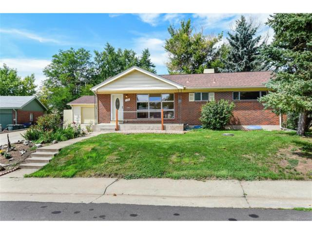 152 Pike Street, Northglenn, CO 80233 (MLS #9130715) :: 8z Real Estate