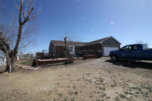 451 E Pleasant Avenue, Byers, CO 80103 (#9130795) :: The Peak Properties Group