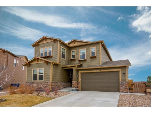 15063 Rider Place, Parker, CO 80134 (#9130797) :: The HomeSmiths Team - Keller Williams