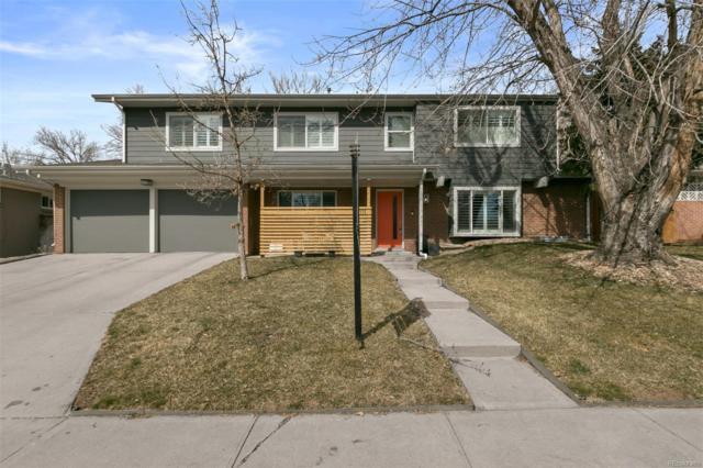 2111 E Dartmouth Avenue, Denver, CO 80210 (MLS #9131112) :: 8z Real Estate