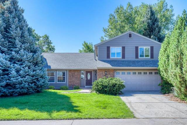 1352 E Dry Creek Place, Centennial, CO 80122 (#9131908) :: Bring Home Denver with Keller Williams Downtown Realty LLC