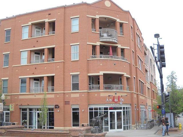 1275 Washington Avenue R311, Golden, CO 80401 (MLS #9132069) :: 8z Real Estate