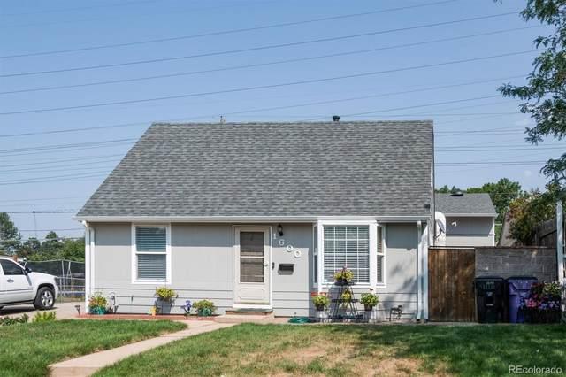 1600 S Quivas Street, Denver, CO 80223 (MLS #9132435) :: Bliss Realty Group