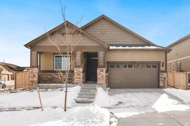 25168 E Maple Avenue, Aurora, CO 80018 (#9132529) :: The Griffith Home Team