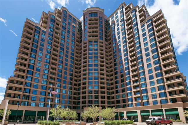 8100 E Union Avenue #1602, Denver, CO 80237 (#9133075) :: The Galo Garrido Group