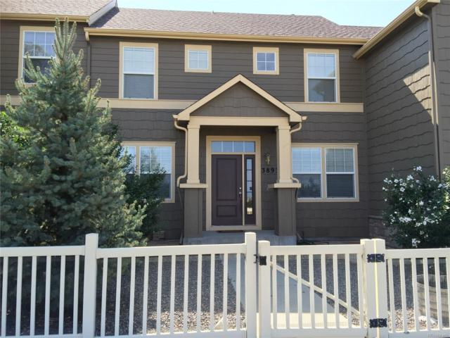3893 Ute Mountain Trail, Castle Rock, CO 80109 (#9133292) :: The Gilbert Group