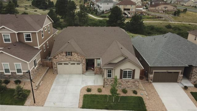 2168 Treetop Drive, Castle Rock, CO 80109 (#9133472) :: Sellstate Realty Pros