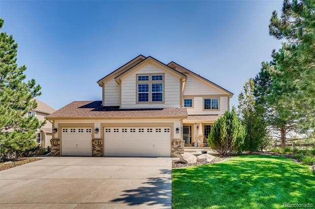 1674 Bent Grass Circle, Castle Rock, CO 80109 (#9133612) :: Portenga Properties - LIV Sotheby's International Realty