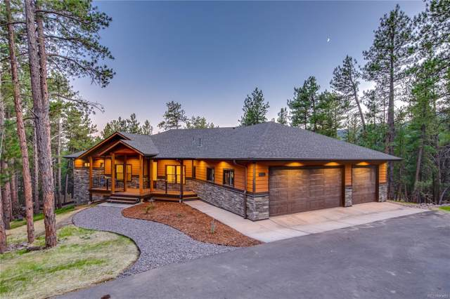 8151 Delaware Place, Larkspur, CO 80118 (#9133718) :: True Performance Real Estate