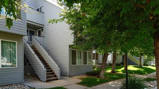 8500 E Jefferson Avenue 17E, Denver, CO 80237 (#9133807) :: The Healey Group