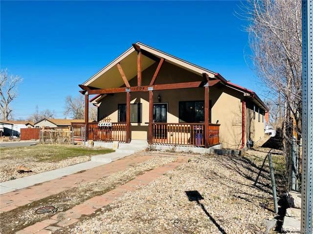 1004 S Quitman Street, Denver, CO 80219 (MLS #9133995) :: Wheelhouse Realty