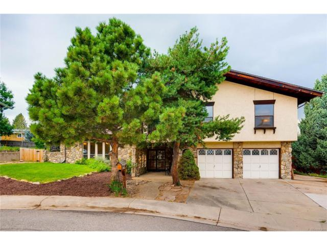 545 S Coors Court, Lakewood, CO 80228 (MLS #9134259) :: 8z Real Estate