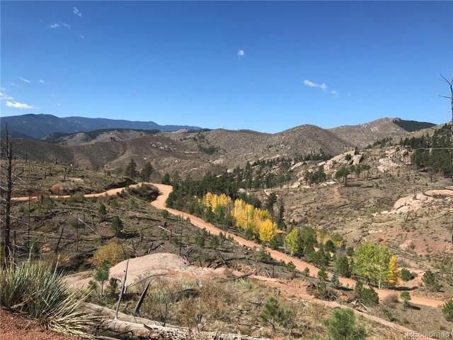 0 Cochise Trail, Pine, CO 80470 (MLS #9134396) :: 8z Real Estate