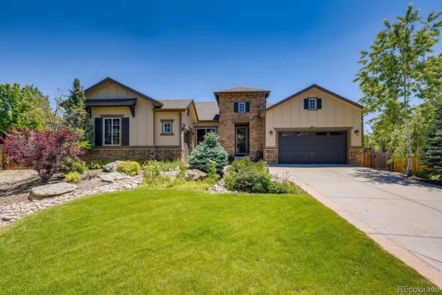 11380 W Tanforan Circle, Littleton, CO 80127 (#9134417) :: Finch & Gable Real Estate Co.