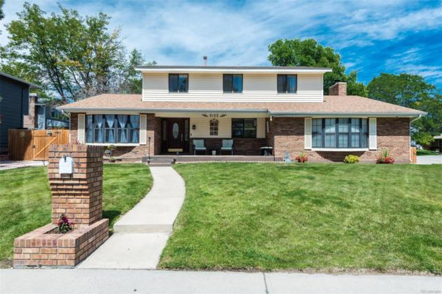 9155 W 81st Place, Arvada, CO 80005 (#9134579) :: The Peak Properties Group