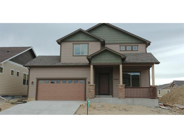 8468 Cypress Wood Drive, Colorado Springs, CO 80927 (MLS #9134844) :: 8z Real Estate
