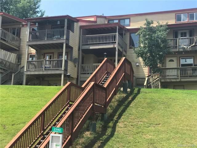 23140 Schussmark Trail D, Oak Creek, CO 80467 (#9135668) :: Finch & Gable Real Estate Co.