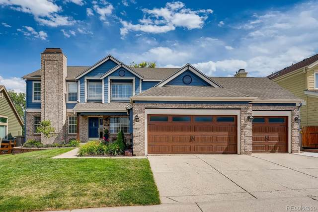 9207 Sugarstone Circle, Highlands Ranch, CO 80130 (MLS #9135870) :: The Sam Biller Home Team