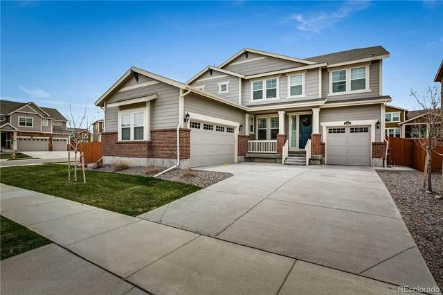 10463 Isle Street, Parker, CO 80134 (#9135900) :: Mile High Luxury Real Estate