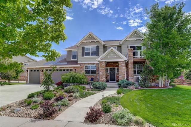 18038 W 78th Drive, Arvada, CO 80007 (#9136285) :: Wisdom Real Estate