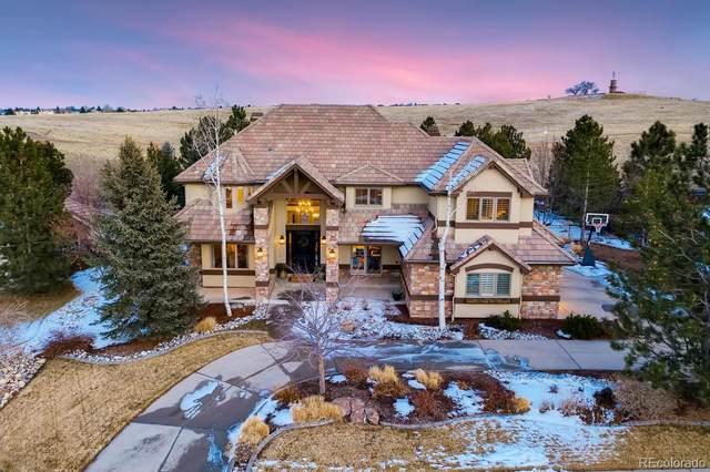 1192 Michener Way, Highlands Ranch, CO 80126 (MLS #9136387) :: Wheelhouse Realty