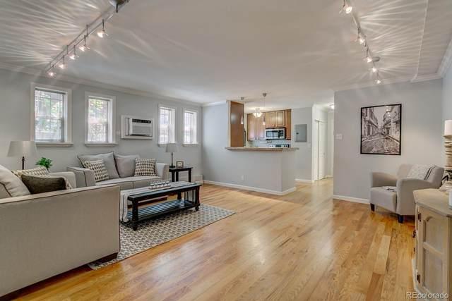 2020 E 14th Avenue #3, Denver, CO 80206 (#9136655) :: The Peak Properties Group