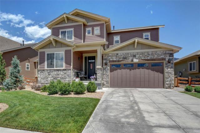 16741 W 86th Drive, Arvada, CO 80007 (#9136718) :: The Heyl Group at Keller Williams