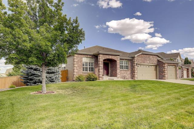 11896 Hitching Post Trail, Parker, CO 80134 (#9136957) :: The Peak Properties Group