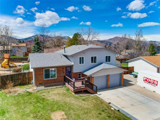 12734 W Grand Drive, Morrison, CO 80465 (#9137057) :: House Hunters Colorado
