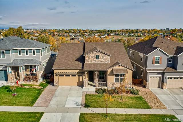 12791 W 74th Drive, Arvada, CO 80005 (#9137132) :: The Artisan Group at Keller Williams Premier Realty