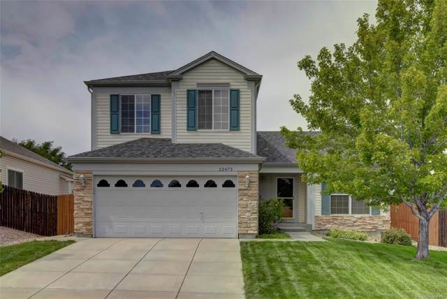 22473 E Dorado Drive, Aurora, CO 80015 (#9137383) :: James Crocker Team