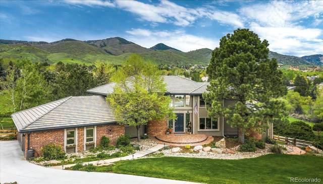 7 Blue Grouse Ridge Road, Littleton, CO 80127 (#9138004) :: Kimberly Austin Properties