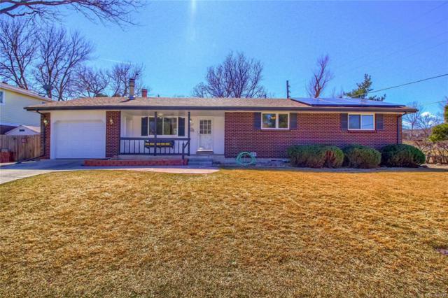 12472 W 65th Avenue, Arvada, CO 80004 (#9138285) :: Colorado Home Finder Realty