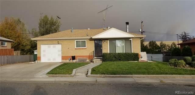 10762 Blue Jay Lane, Northglenn, CO 80233 (MLS #9138438) :: 8z Real Estate
