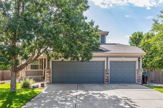 5036 Old Schoolhouse Road, Parker, CO 80134 (#9138605) :: HomePopper