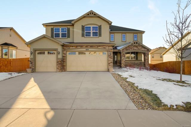 6225 S Ider Way, Aurora, CO 80016 (#9138911) :: The Peak Properties Group