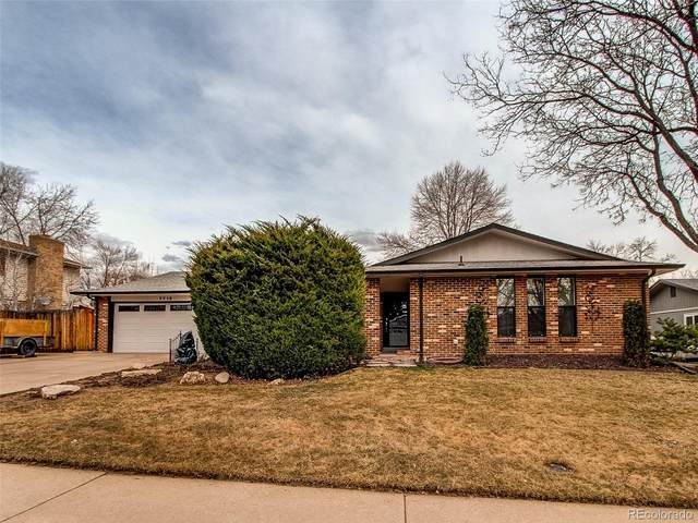 7716 S Newland Street, Littleton, CO 80128 (#9139200) :: Bring Home Denver with Keller Williams Downtown Realty LLC