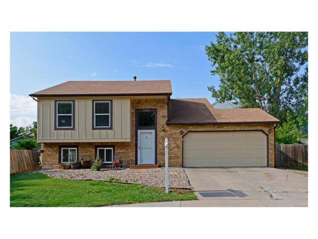 9564 W Elmhurst Place, Littleton, CO 80128 (MLS #9139450) :: 8z Real Estate