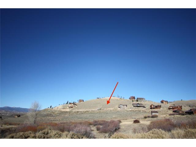 434 County Road 895, Granby, CO 80446 (#9139620) :: The Peak Properties Group