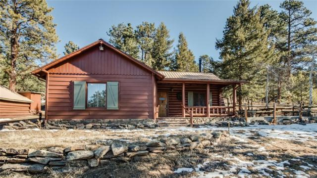 29201 Rainbow Hill Road, Evergreen, CO 80439 (#9139846) :: Wisdom Real Estate
